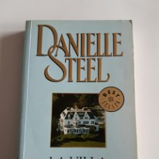 Libros de segunda mano: DANIELLE STEEL - LA VILLA - DEBOLSILLO. Lote 69820725