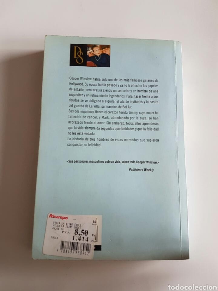 Libros de segunda mano: Danielle Steel - La Villa - debolsillo - Foto 2 - 69820725