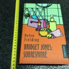 Libros de segunda mano: EL DIARIO DE BRIDGET JONES / HELEN FIELDING. Lote 71577507