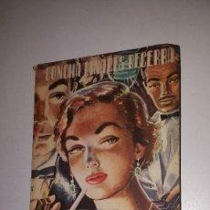 Libros de segunda mano: LA NOVIA DE LA COSTA AZUL - 1954- CONCHA LINARES BECERRA. Lote 71630603