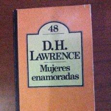 Libros de segunda mano: MUJERES ENAMORADAS. Lote 71718863