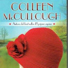 Libros de segunda mano: AGRIDULCE. COLLEEN MCCULLOUGH.. Lote 71810303