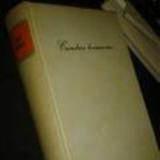 Libros de segunda mano: CUMBRES BORRASCOSAS - EMILY BRONTE -CIRCULO DE LECTORES-TAPAS DURAS-GNERO ROMANTICO-NOVELA APASIONAD. Lote 74140815