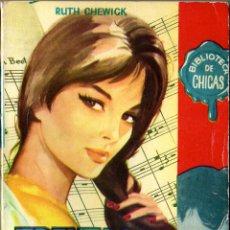 Libros de segunda mano: TRENZAS LARGAS (RUTH CHEWICK) BIBLIOTECA CHICAS. Lote 74253107