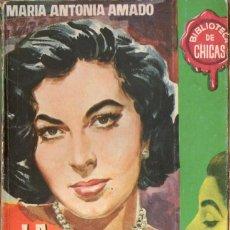 Libros de segunda mano: LA ZAGALA (MARÁ ANTONIA AMADO) BIBLIOTECA CHICAS. Lote 74308007