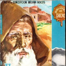 Libros de segunda mano - El monje de la abadía de Westerly (Mª Concepción Medina Bocos) Biblioteca Chicas - 74311703