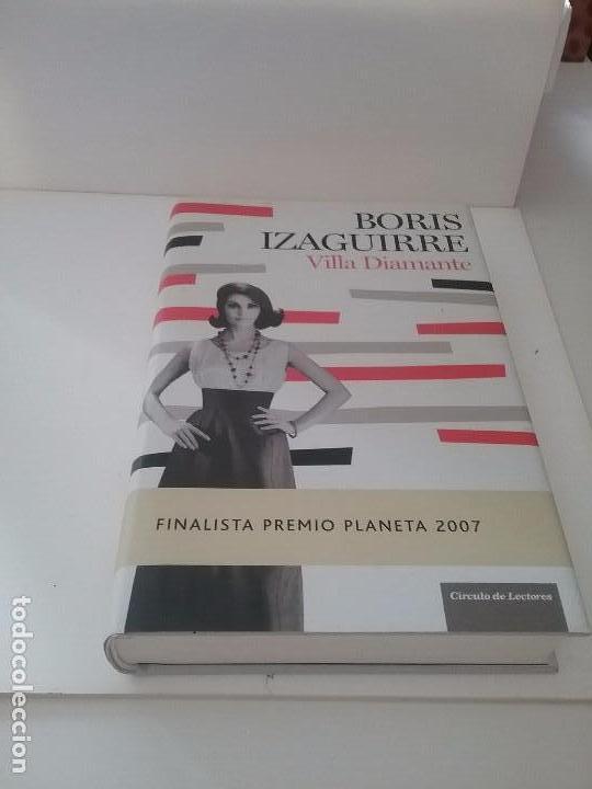 VILLA DIAMANTE (Libros de Segunda Mano (posteriores a 1936) - Literatura - Narrativa - Novela Romántica)