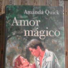 Libros de segunda mano - Amor mágico - Amanda Quick - 75046719