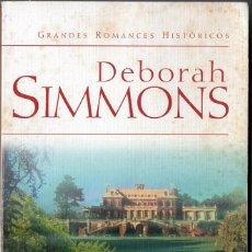 Libros de segunda mano: BODAS ARISTOCRÁTICAS (DEBORAH SIMMONS). Lote 118608446