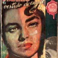 Libros de segunda mano: DIABLILLO VESTIDO DE ENCAJE (BERTA RUCK) BIBLIOTECA CHICAS. Lote 78817553