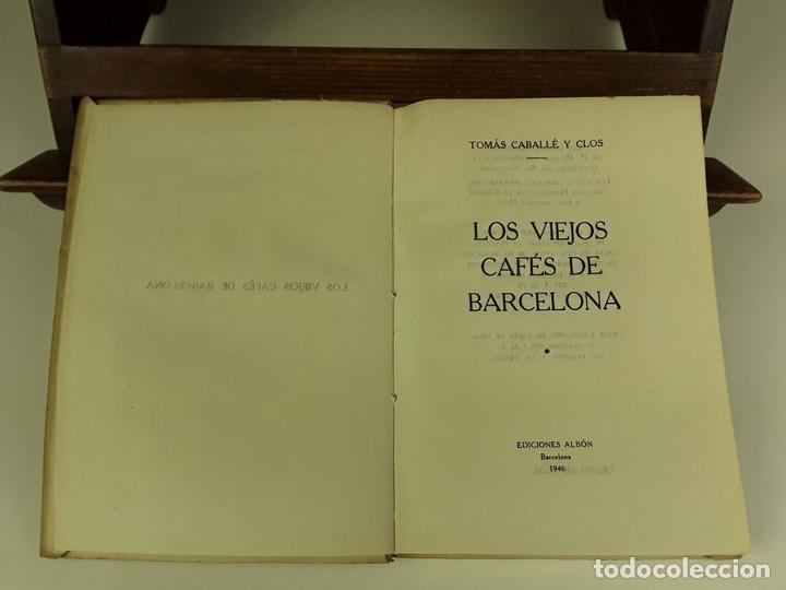 Libros de segunda mano: TOMÁS CABALLÉ Y CLOS. 2 VOLÚMENES(VER DESCRIPCIÓN). EDIC. ALBÓN. 1946. - Foto 6 - 80098597