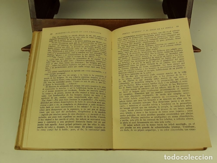 Libros de segunda mano: COLECCIÓN TIERRAS Y MARES. 8 VOLÚMENES. (VER DESCRIPCIÓN). VV. AA. EDIT. JUVENTUD. 1942/1943. - Foto 7 - 80977676