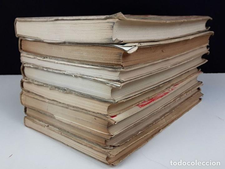 Libros de segunda mano: COLECCIÓN TIERRAS Y MARES. 8 VOLÚMENES. (VER DESCRIPCIÓN). VV. AA. EDIT. JUVENTUD. 1942/1943. - Foto 8 - 80977676