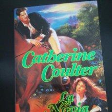 Libros de segunda mano: LA NOVIA DE SHERBROOKE - CATHERINE COULTER - 1999- BOLSILLO. Lote 81686300