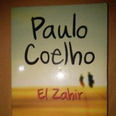 Libros de segunda mano: PAULO COELHO EL ZAHIR . Lote 81698320