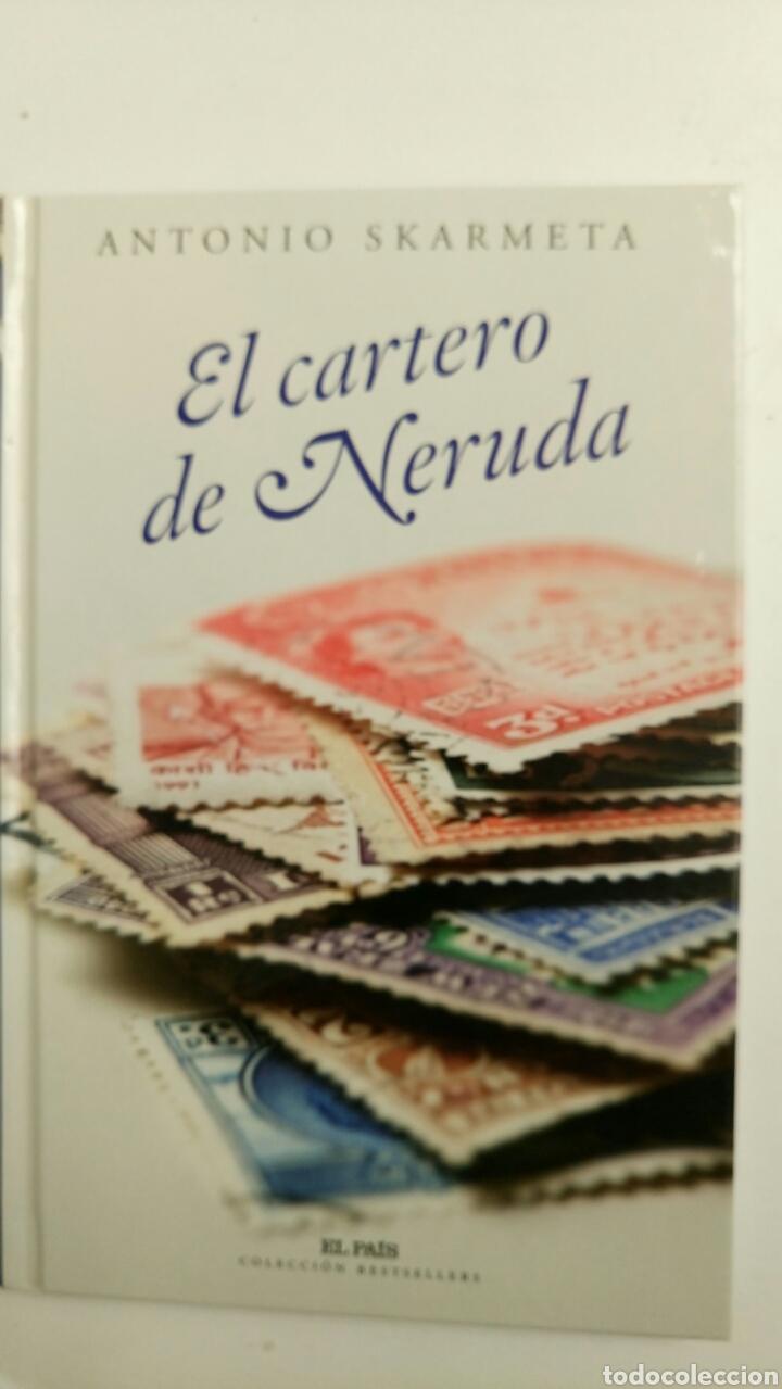 EL CARTERO DE NERUDA, DE ANTONIO SKARMETA. (Libros de Segunda Mano (posteriores a 1936) - Literatura - Narrativa - Novela Romántica)