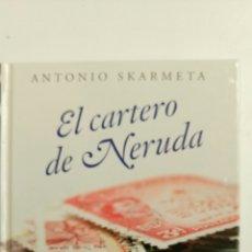 Libros de segunda mano: EL CARTERO DE NERUDA, DE ANTONIO SKARMETA.. Lote 81892963