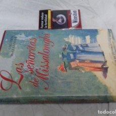 Libros de segunda mano: LAS SEÑORITAS DE MISSALONGHI - COLLEEN MCCULLOUGH-CIRCULO DE LECTORES-TAPAS DURAS+SOBRECUBIERTA. Lote 83697728