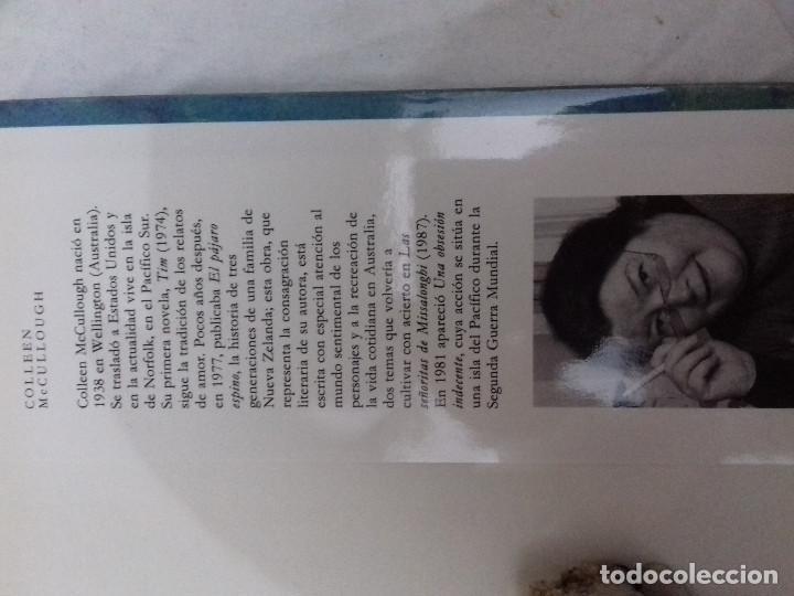 Libros de segunda mano: LAS SEÑORITAS DE MISSALONGHI - COLLEEN MCCULLOUGH-CIRCULO DE LECTORES-TAPAS DURAS+SOBRECUBIERTA - Foto 6 - 83697728