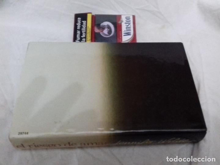Libros de segunda mano: EL RIESGO DE AMAR - JENNIFER WILDE-circulo lectores-tapas duras + sobrecubierta-ver fotos - Foto 2 - 83698344