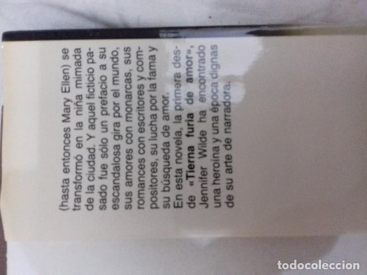 Libros de segunda mano: EL RIESGO DE AMAR - JENNIFER WILDE-circulo lectores-tapas duras + sobrecubierta-ver fotos - Foto 5 - 83698344