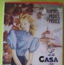 Libros de segunda mano: LA CASA DE AZLOR _ RAFAEL PÉREZ Y PÉREZ. Lote 84177632
