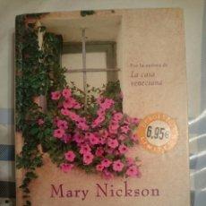 Libros de segunda mano: SECRETOS Y SOMBRAS - MARY NICKSON -REFMENOEN. Lote 84469020