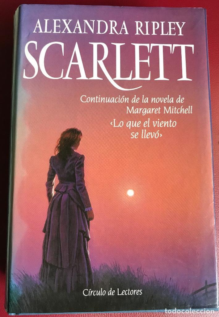 Scarlet Alexandra Ripley Continuacion De La Comprar