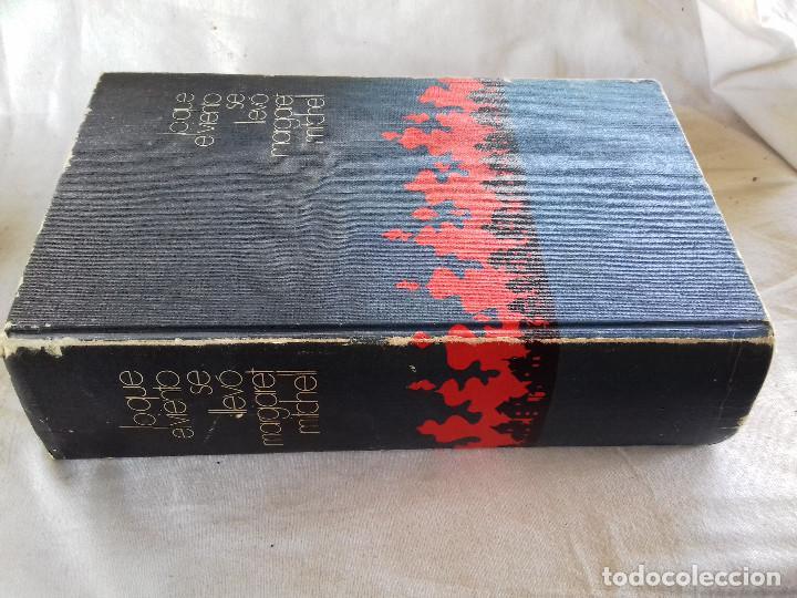 LO QUE EL VIENTO SE LLEVO-MARGARET MITCHELL-CIRCULO DE LECTORES-TAPAS DURAS (Libros de Segunda Mano (posteriores a 1936) - Literatura - Narrativa - Novela Romántica)