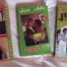 Libros de segunda mano: 3 NOVELAS ROMANTICAS. Lote 87024560