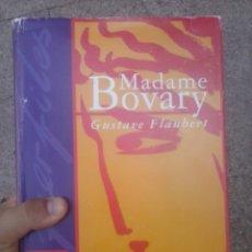 Libros de segunda mano: MADAME BOVARY. GUSTAVE FLAUBERT. LETRA GRANDE.. Lote 88838046