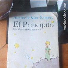 Libros de segunda mano: EL PRINCIPITO DE ANTOINE DE SAINT EXUPERY - ALIANZA EMECE. Lote 89202252