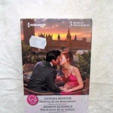 Libros de segunda mano: NOVELA ROMANTICA - 3 NOVELAS INOLVIDABLES DE DISTINTOS AUTORES. Lote 90645745