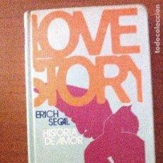 Libros de segunda mano: LOVE STORY (HISTORIA DE AMOR). Lote 94804191