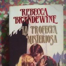 Libros de segunda mano: LA PROFESORA MISTERIOSA - REBECCA BRANDEWYNE. Lote 95366887