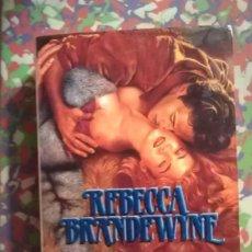 Libros de segunda mano: AMORES TURBULENTOS - REBECCA BRANDEWYNE. Lote 95367003