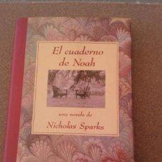 Libros de segunda mano: EL CUADERNO DE NOAH (TAPA DURA). Lote 96019211