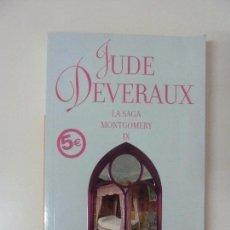 Libros de segunda mano: LA DONCELLA. JUDE DEVERAUX. Lote 96105439