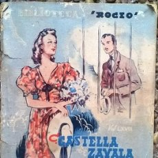 Libros de segunda mano: SANTINA. CASTELLA ZAVALA. BIBLIOTECA ROCÍO. EDICIONES BETIS LXVIII. Lote 96426223