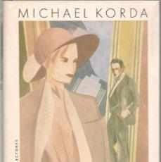 Libros de segunda mano: MICHAEL KORDA, ,QUENNIE. Lote 97018091