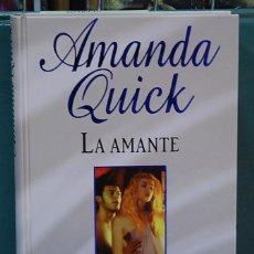 Libros de segunda mano - Amanda Quick. La amante - 97281703