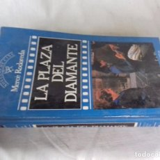 Libros de segunda mano: LA PLAZA DEL DIAMANTE-MERCÈ RODORERA-EDICIONES ORBIS-1987. Lote 97708479