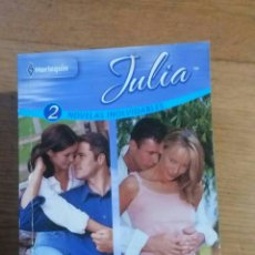 Libros de segunda mano: HARLEQUIN JULIA. Lote 98493568