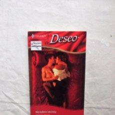 Libros de segunda mano: NOVELA ROMANTICA - HARLEQUIN DESEO - HEREDERA SECRETA DE EMILIE ROSE . Lote 100168119