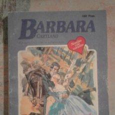 Libros de segunda mano: UN MATRIMONIO INESPERADO - BARBARA CARTLAND - 1982. Lote 129128816