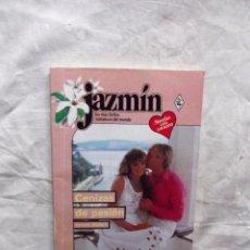 Libros de segunda mano: NOVELA ROMANTICA - COL. JAZMIN - CENIZAS DE PASION DE LYNSEY STEVNS. Lote 101312843