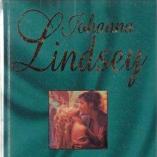 Libros de segunda mano: JOHANNA LINDSEY - ANGEL DE PLATA - RBA EDITORIAL 2003. Lote 102801275