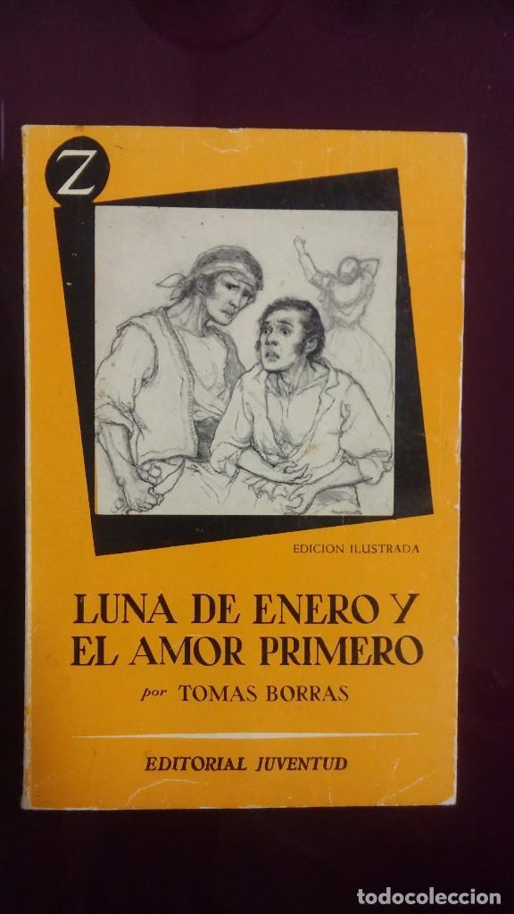 LUNA DE ENERO Y EL AMOR PRIMERO (Libros de Segunda Mano (posteriores a 1936) - Literatura - Narrativa - Novela Romántica)