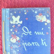 Libros de segunda mano: NOVELA DE MÍ PATA TI DE DINAH NELKEN AÑO 1945.. Lote 103870967