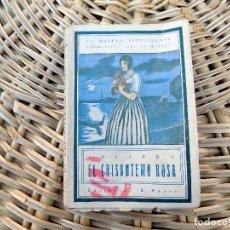 Libros de segunda mano: EL CRISANTEMO ROSA. EDITORIAL B. BAUZA. 1926.. Lote 104029311